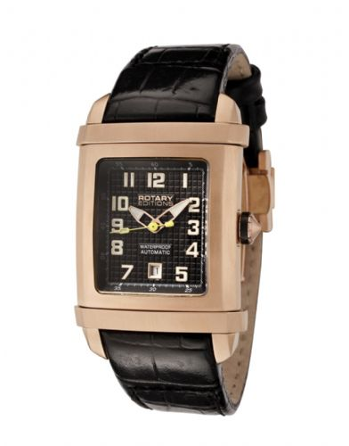 ROTARY Editions 402B AUTOMATIC Gold Gents Watch